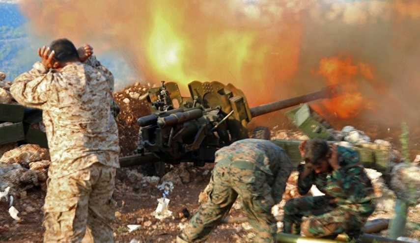Syrian Army Pounds Militants in Eastern Ghouta, Kills Nusra Top Commander