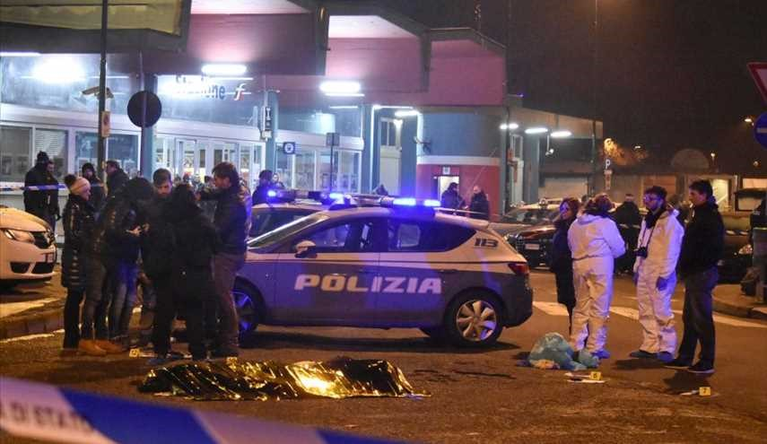 SUSPECT IN BERLIN TRUCK ATTACK SHOT DEAD