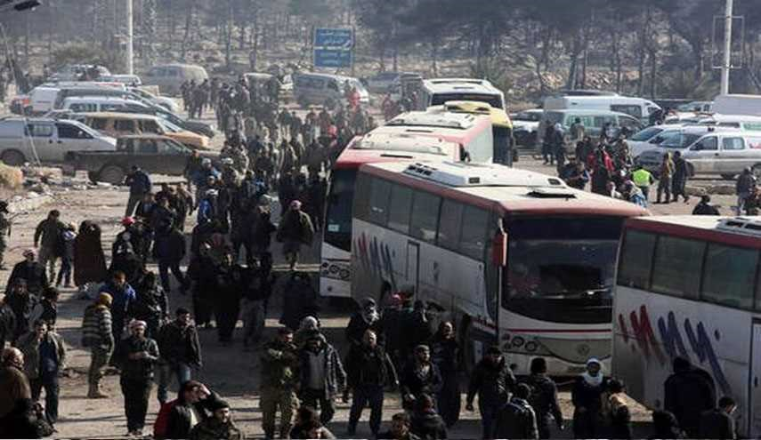 Syrians Evacuated from Militant-Besieged Shia Villages Recount Ordeals