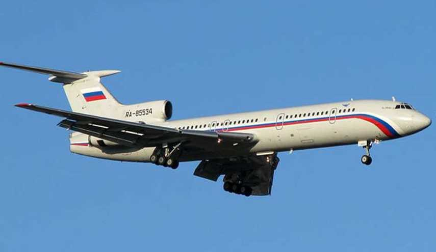Russian Tu-154 Military Aircraft Crashes in Black Sea