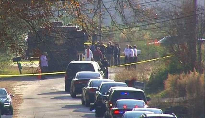 Christmas Eve Shooting Results Death of Four People in North Carolina