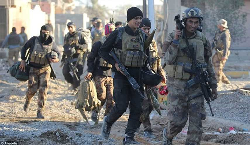 Over 70 ISIS Terrorists Killed by Iraqi Forces Counter Attack in Mosul