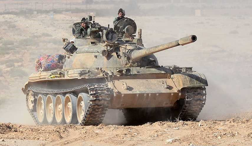 Syrian Army Target ISIS, Al-Nusra Terrorists in Homs, Aleppo Countryside