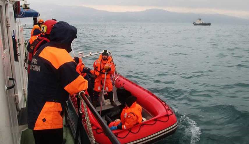 Main Black Box of Crashed Tu-154 Found at Depth of 17 Meters