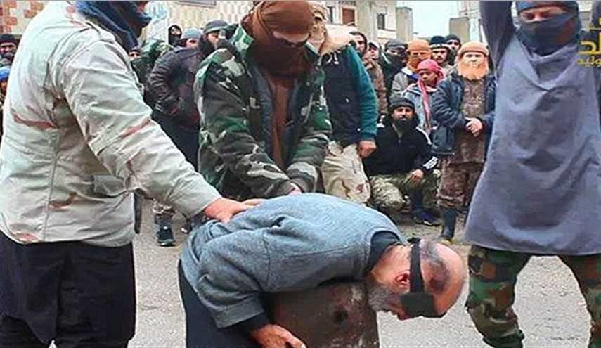 ISIS Terrorist Orders Beheading of Prisoner Over Accusations He Is A Wizard