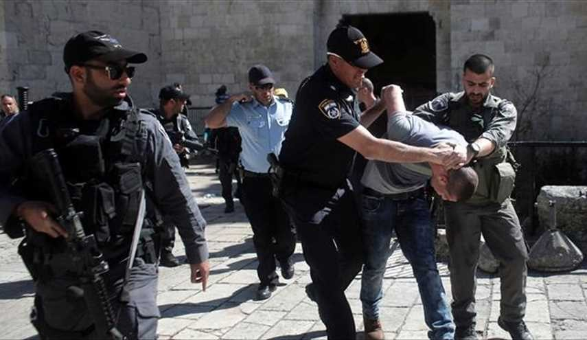 More than 9900 Palestinians Arrested since Start of Al-Quds Intifada