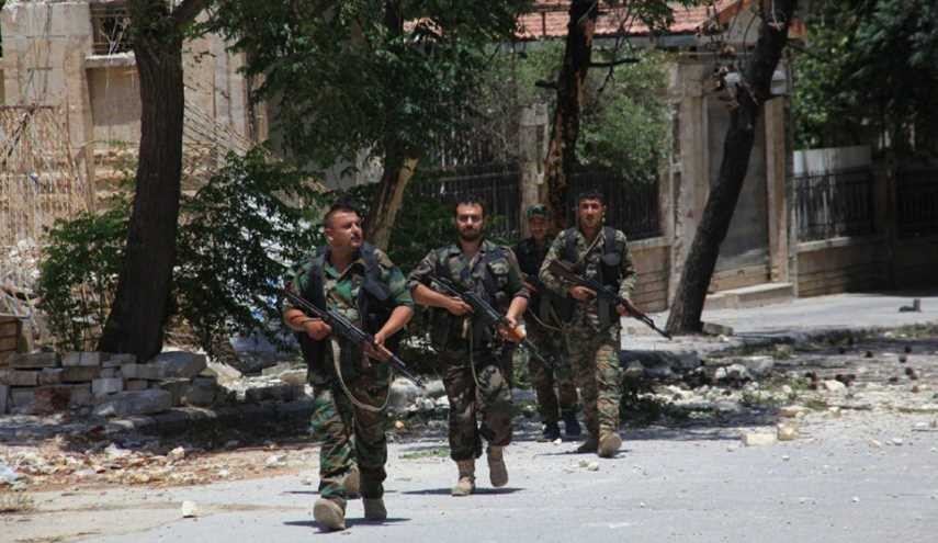 Syrian Army Declares Ceasefire Starting from Midnight