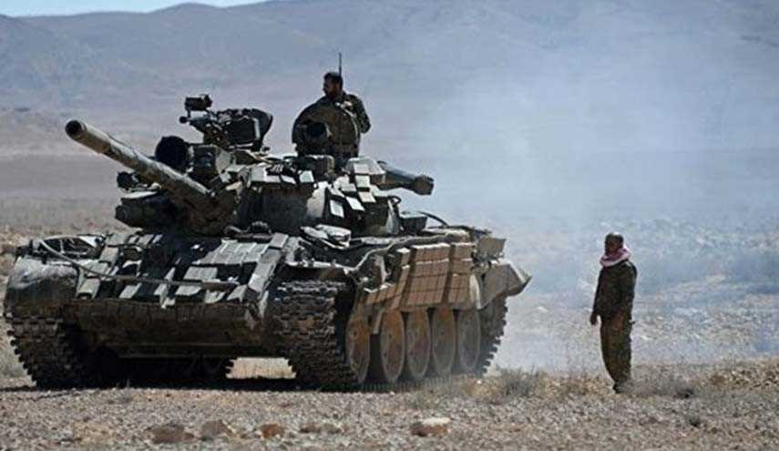 Syrian Army Recaptures Lost Land to Terrorists in Hama