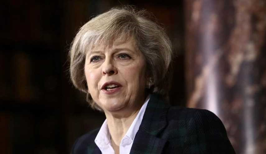 UK's Theresa May Condemns Kerry's Remarks on Israel