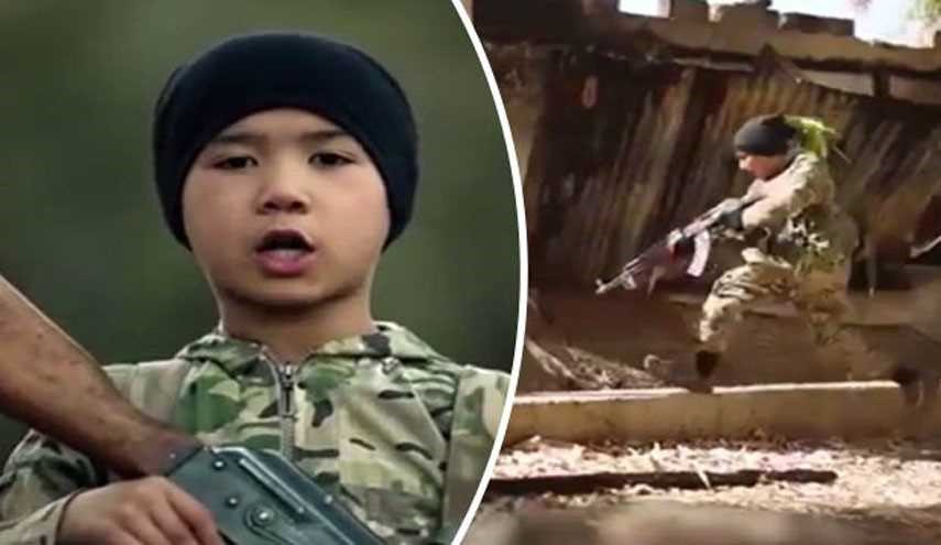 ISIS Release Sick Video of Kids Killing Bound Prisoners