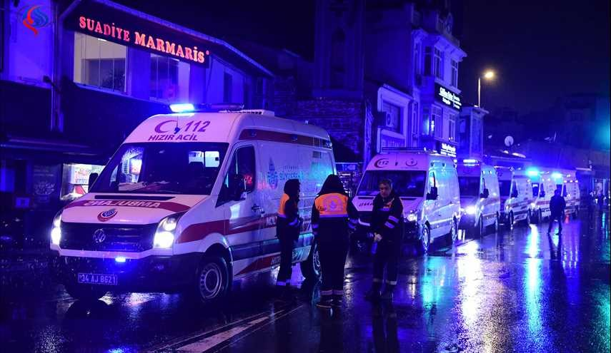 VIDEO & PHOTOS: 39 Killed, 69 Injured as Santa Claus Dressed Gunmen Attack Istanbul Nightclub