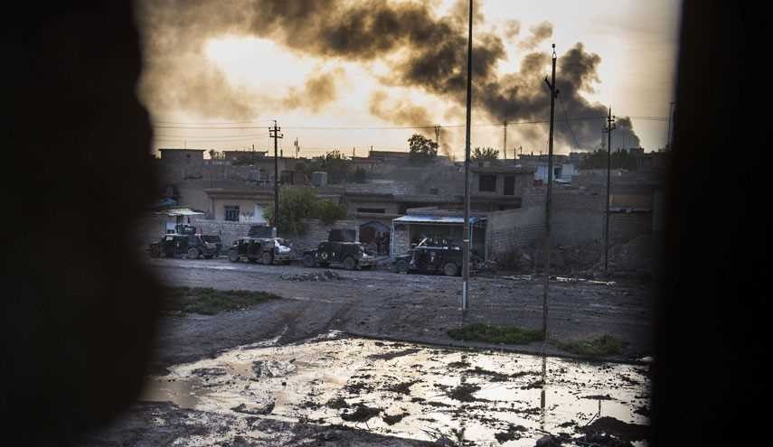 Top ISIS Leader Killed in Eastern Mosul