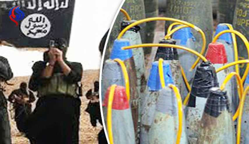 Britain 'Under Real Threat' from ISIS Chemical Weapon Atrocity