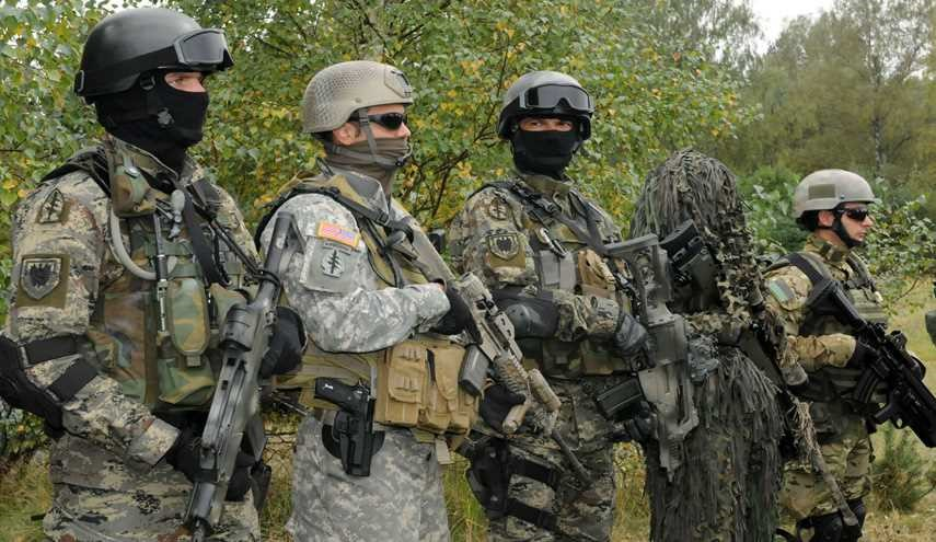 American Commandos in Baltics to Help NATO Allies against Russia