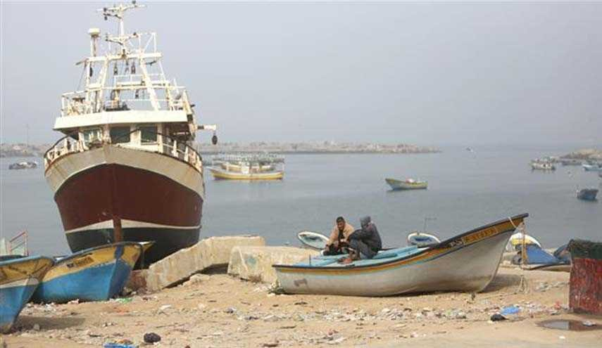 Gaza Fishermen Announce 2 Days of strike after Israeli Military Sinks Boat