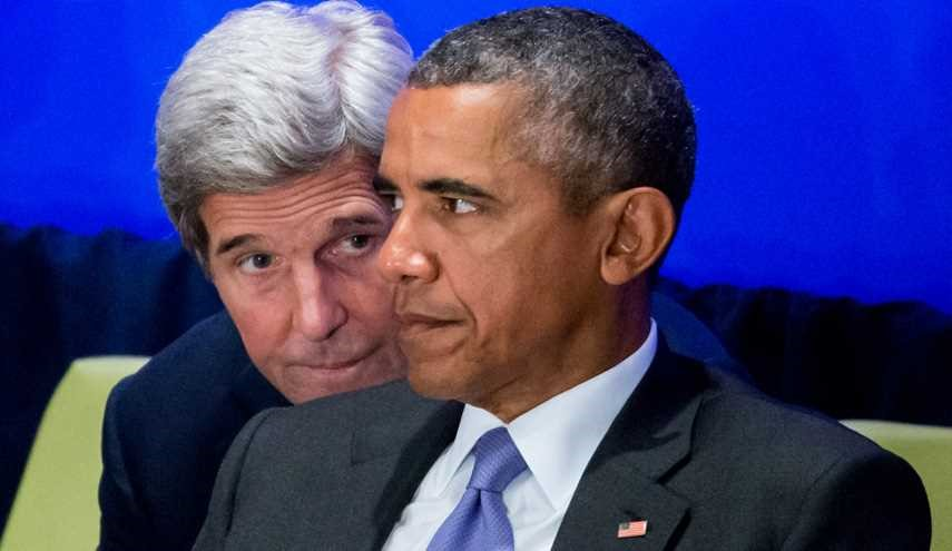 Kerry Blames Britain for Obama's Refusal to Bomb Syria in 2013