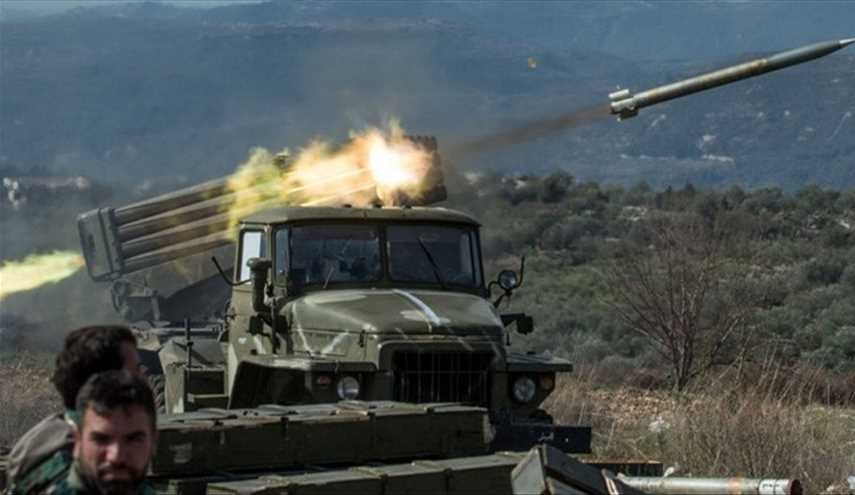 Syrian Army Missile Hits Nusra Positions Northwest of Damascus, 11 Militants Killed, Injured