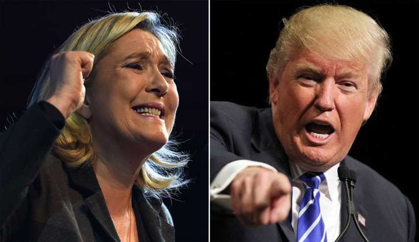 France's Le Pen Says would Seek Trump-Style Repatriation of Car Plants