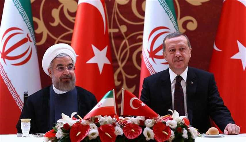 Rouhani: Closer Iran-Turkey Ties Secures Middle East Peace, Stability