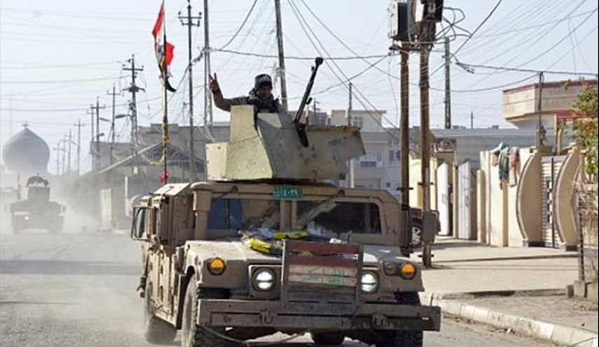 Iraqi Forces March on ISIL Positions in Eastern Mosul