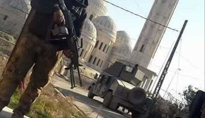 Iraqi Troops Capture Historic Mosque of Mosul