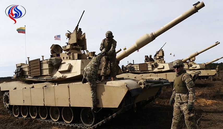 American Abrams Tanks in Eastern Europe Obama's Way to Say Good-Bye