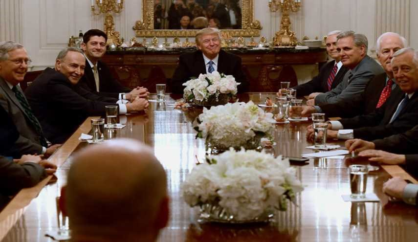 Trump Repeats Lie about Popular Vote in Meeting with Congress Leaders