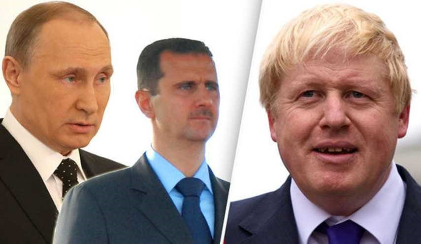 British Foreign Secretary Signals Change in Policy on Syria President Al-Assad