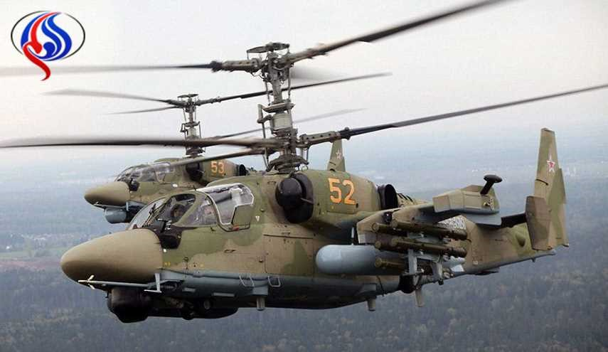 Russian Attack Planes, Helicopters Return to ISIS-Controlled Palmyra to Retake City