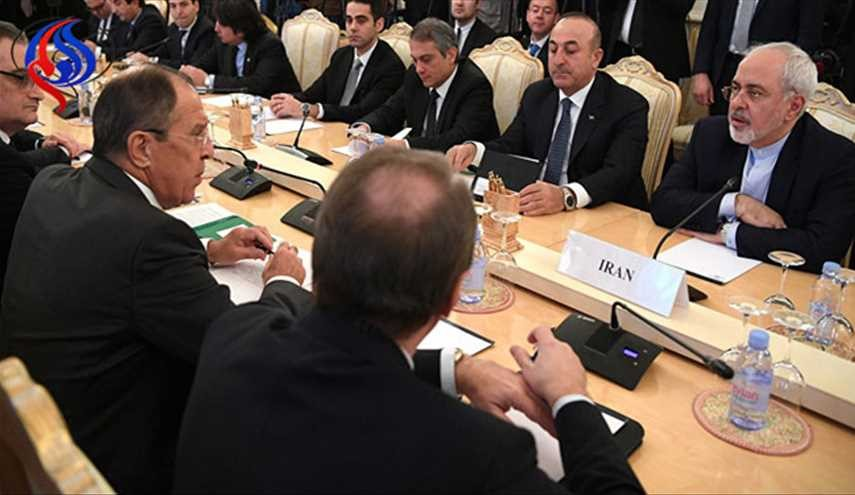 Russia, Turkey, Iran discuss Syria ceasefire implementation in Astana