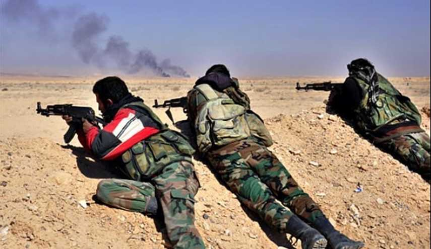 Homs: Syrian Army Advancing Towards Oil Fields