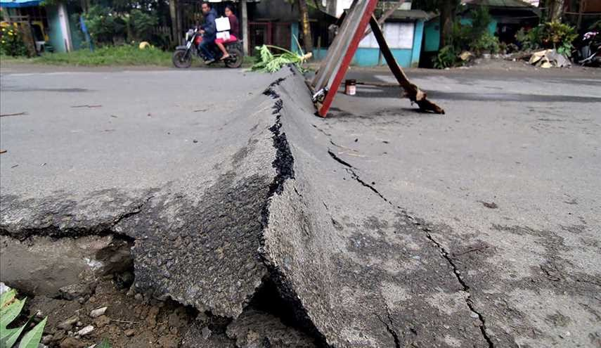 6.7-magnitude earthquake on the island of Mindanao in southern Philippines