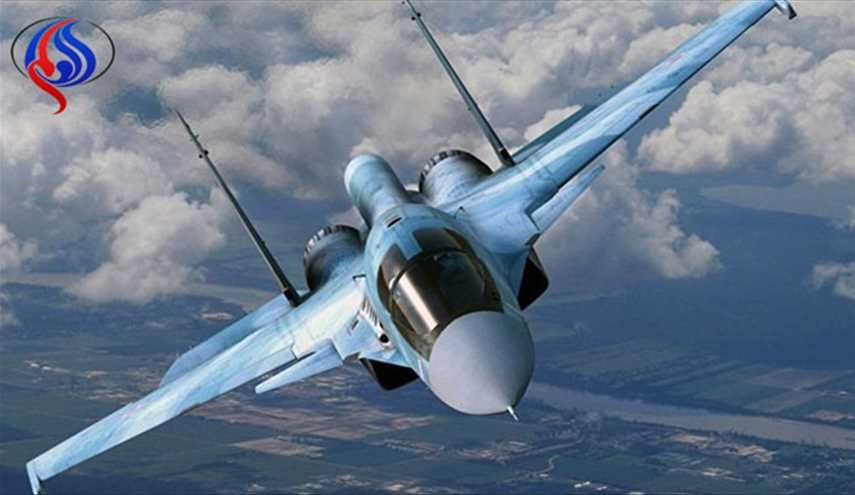 Russia fighter jets pound Daesh positions in Syria's Raqqah