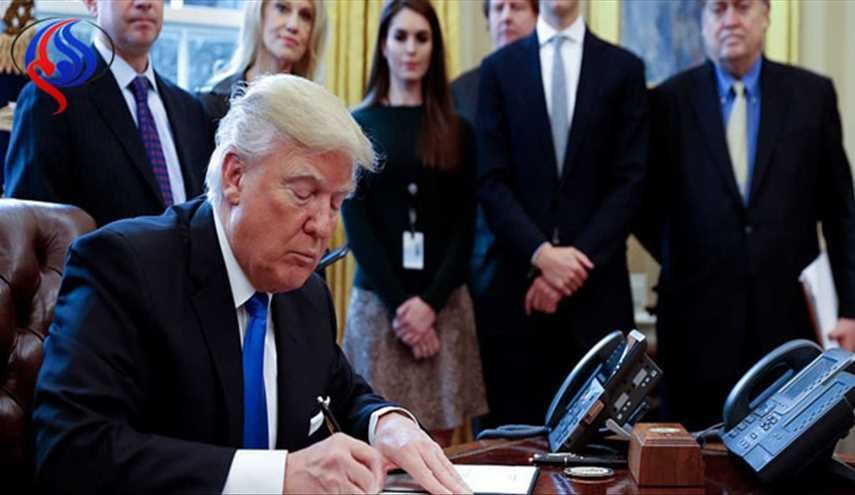 Trump's revised travel ban targets same countries