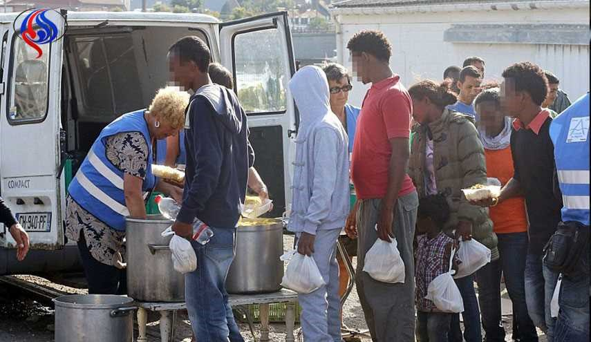 French mayor bans food distribution among refugees in Calais