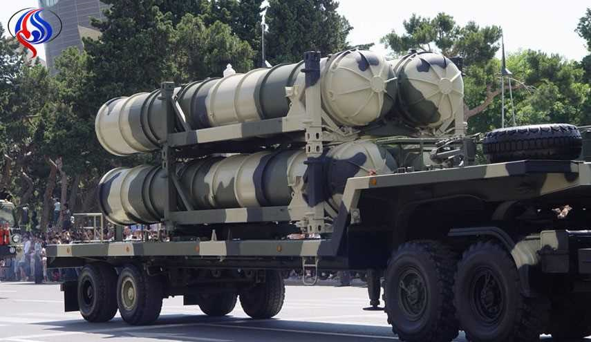 Iran tests sophisticated Russian-made air defense system