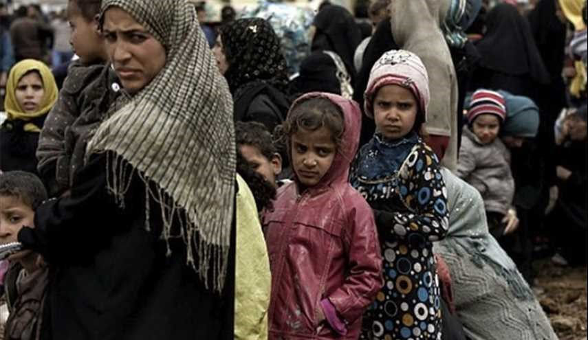 Iraq's Internally Displaced Civilians Living in Rough Situation in Camps