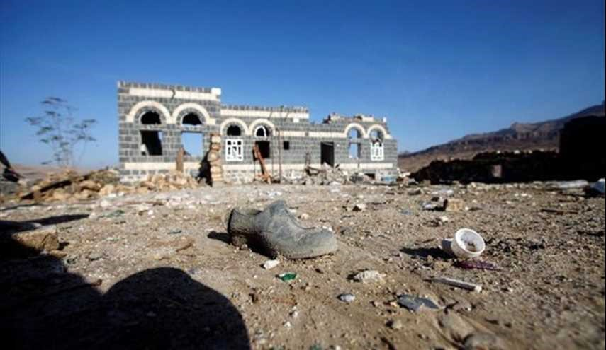 Over 13,000 Civilians Killed in Saudi Arabia's Air Raids on Yemen