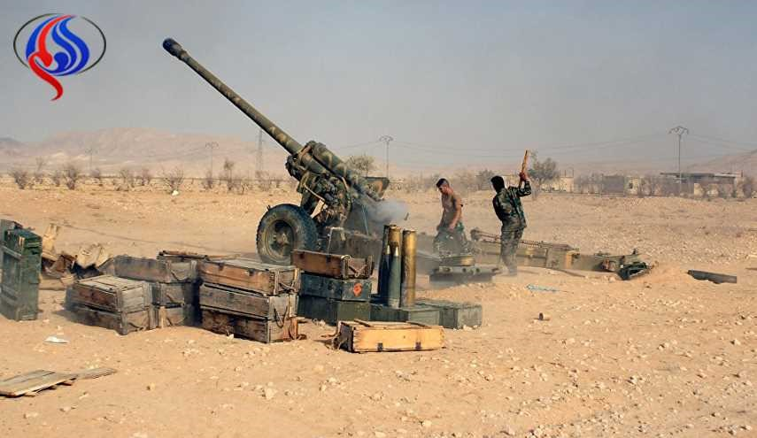 Syrian Army Continues to Target Al-Nusra Strongholds in Dara'a Province