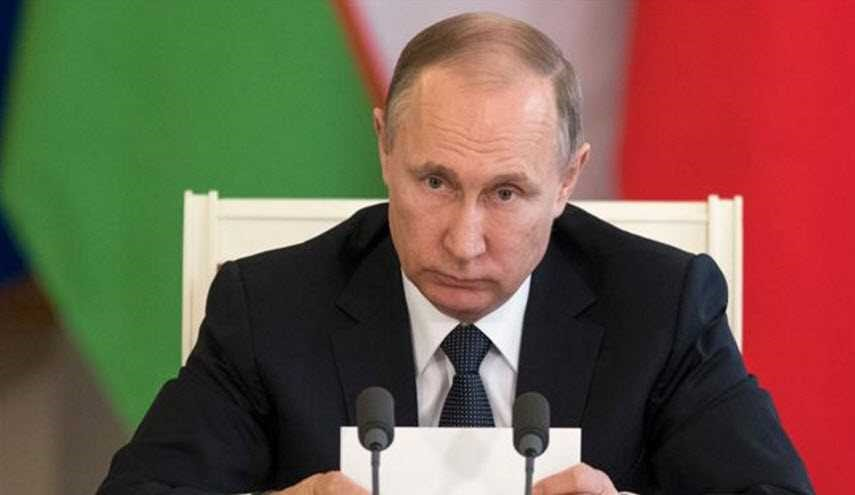 US attack on Syria significantly damaged US-Russia ties: Putin