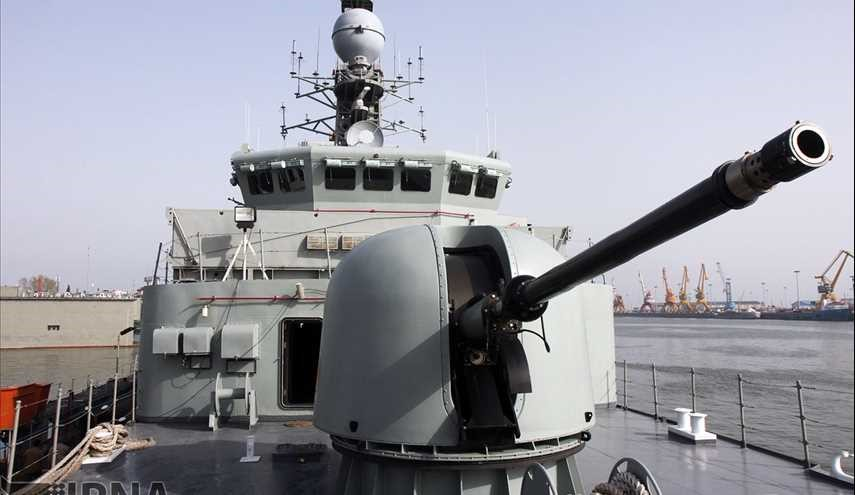 Iran's Navy peace flotilla departs for Kazakhstan