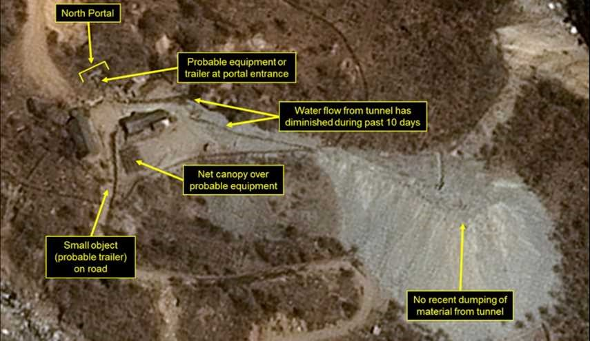 Satellite photos show North Korean nuclear site 'primed and ready'