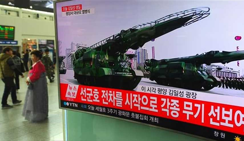 North Korea Displays Ballistic Missiles, Vows Due Response if US Attacks