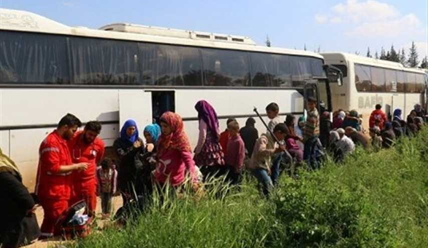 After the terrorist attack; evacuation of Syria's Foua, Kefraya Resumes