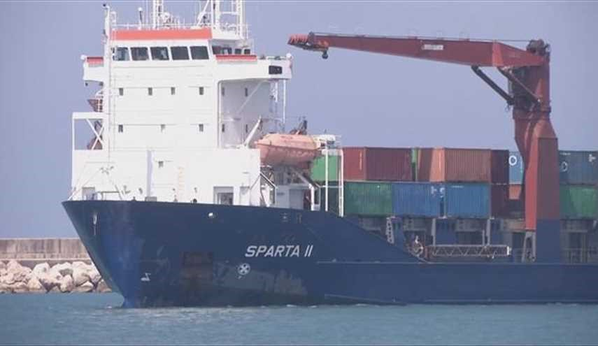 Russia's 10,000-ton aid shipment arrives in Syria's Tartus port