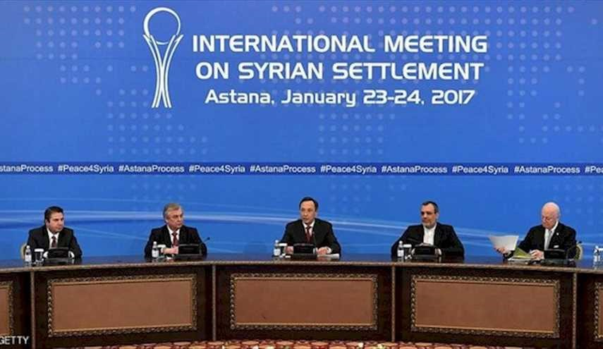 Int'l Meeting on Syrian Settlement stresses on political solution of Syria crisis