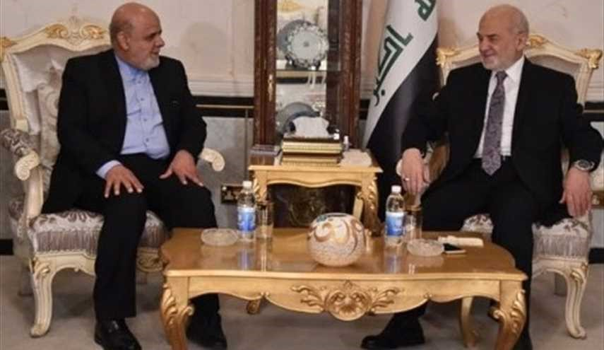 Iran is the Iraq's Main Supporter in Fighting Daesh: Iraqi FM