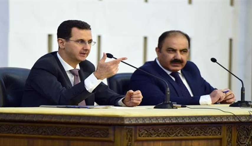 West intervenes in favor of terrorists whenever army advances: Assad