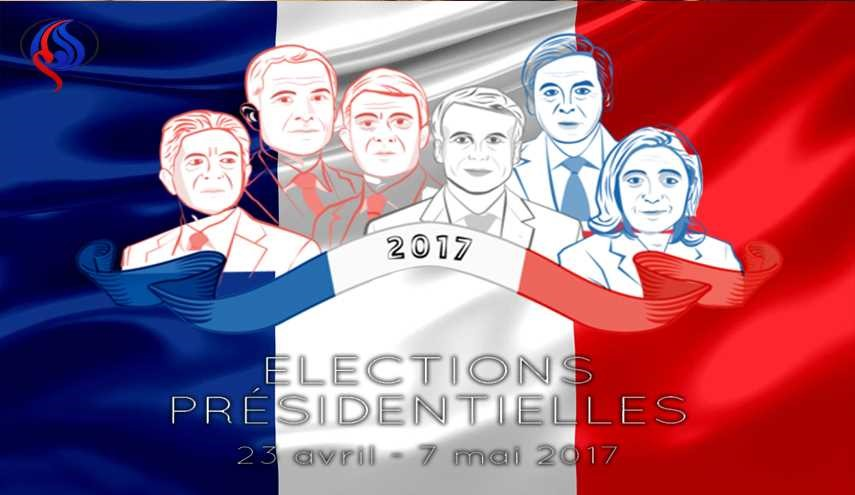 France votes in presidential election today