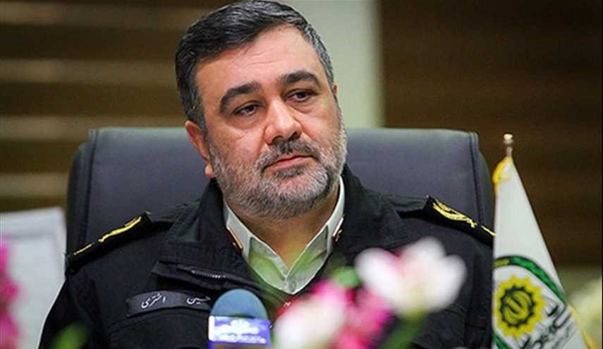 Police Chief: Iran to Give Crushing Response to Cross-Border Terrorists